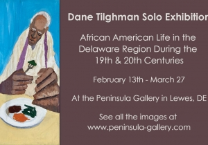 Dane Tilghman Solo Exhibition