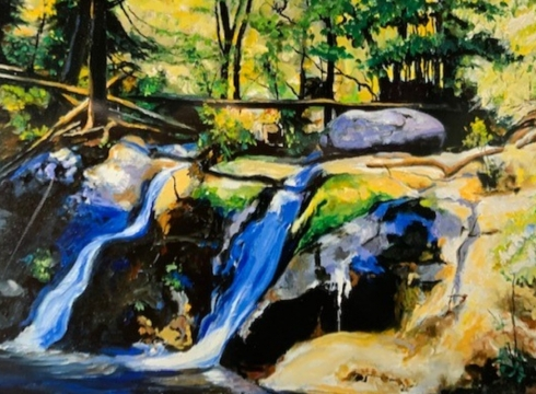 Experiencing America's Great Outdoors --Works by John Clendening
