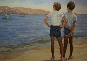 """Summer Dreams"" - Works by Caroline Huff"